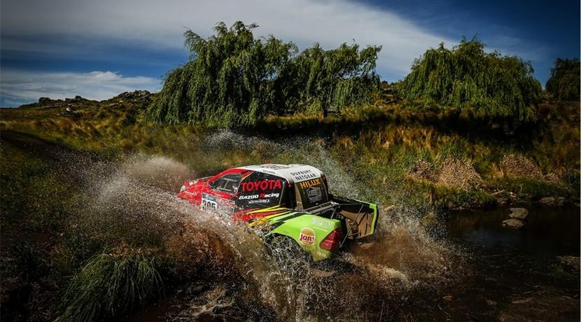 Dakar 2016 etapa 13 última