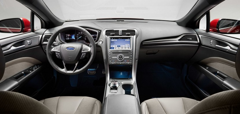 Ford Fusion restyling Mondeo