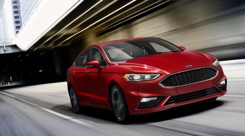 Ford Fusion Sport V6 - Ford Mondeo restyling