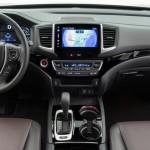Honda Ridgeline 2017 pick-up