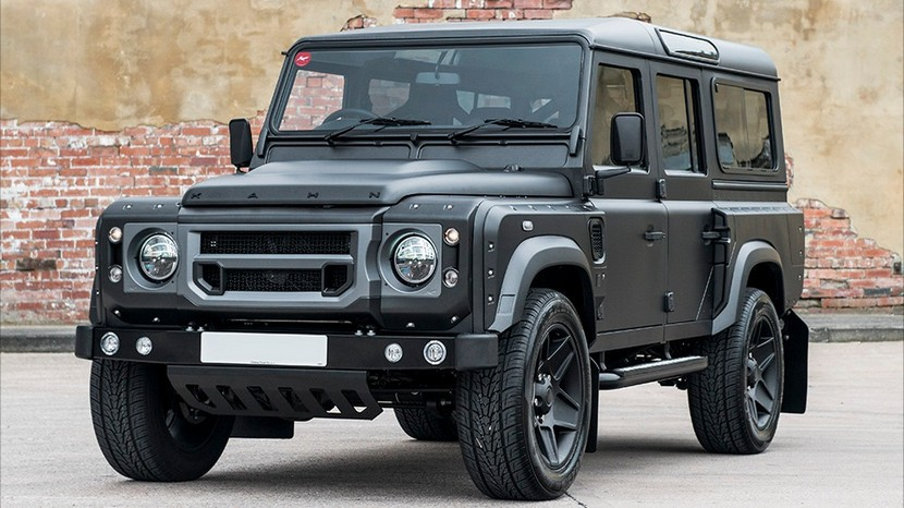 "Land Rover Defender ""The End"" Edition"