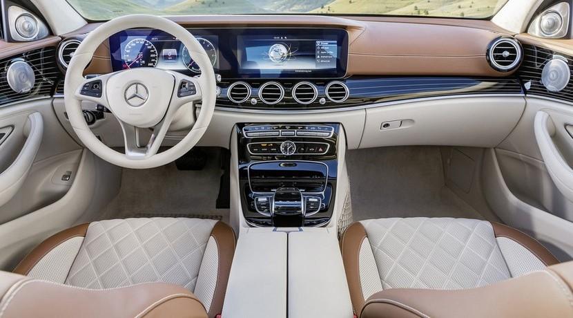 Mercedes Clase E 2016