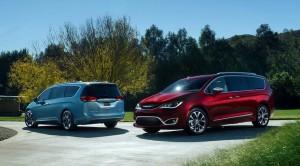 Nuevo FCA Chrysler Pacifica 2017