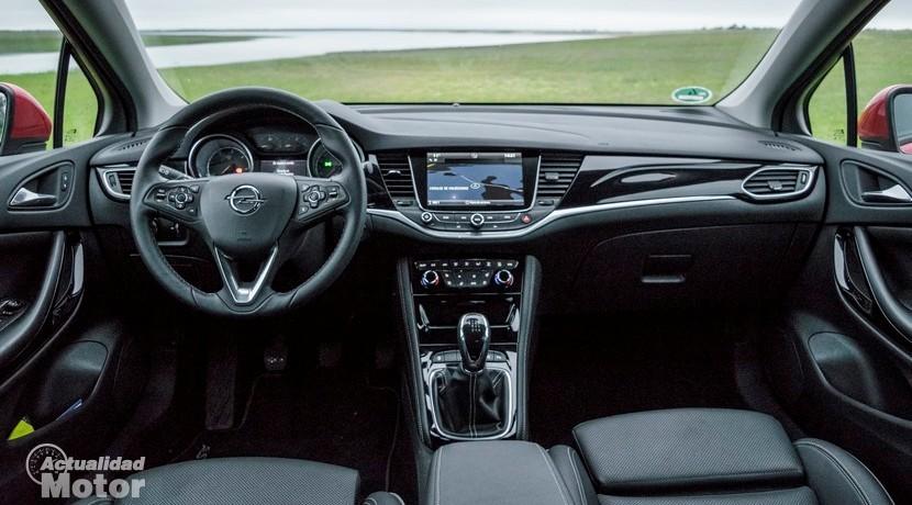 Prueba nuevo Opel Astra 2016, persiguiendo el liderazgo
