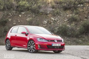 Prueba Volkswagen Golf GTI Performance