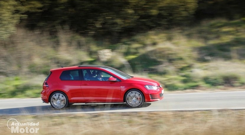 Prueba Volkswagen Golf GTI Performance