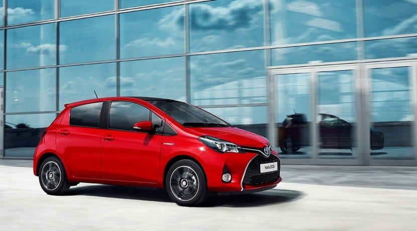 Toyota Yaris 2016 Feel!
