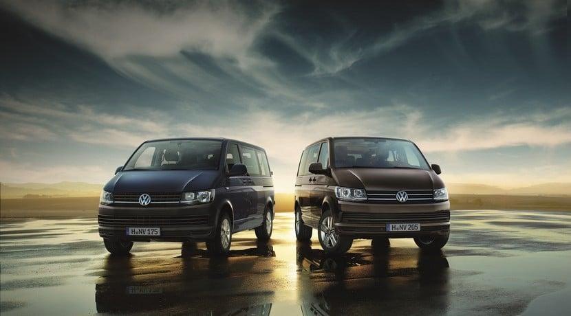 Volkswagen T6 Caravelle Trendline y Premium