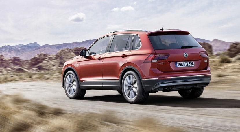 Nuevo Volkswagen Tiguan precio