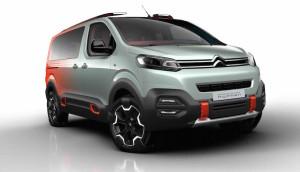 Citroën Spacetourer Hyphen Concept