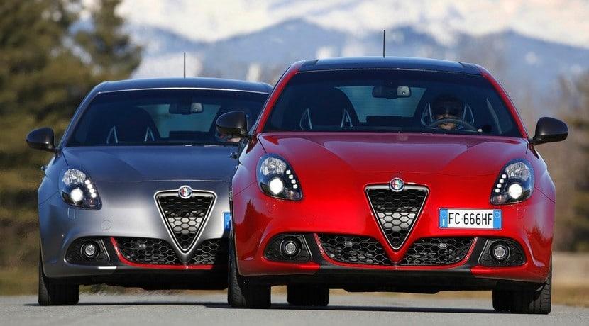 Alfa Romeo Giulietta 2016 restyling