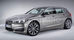 BMW Serie 1 render