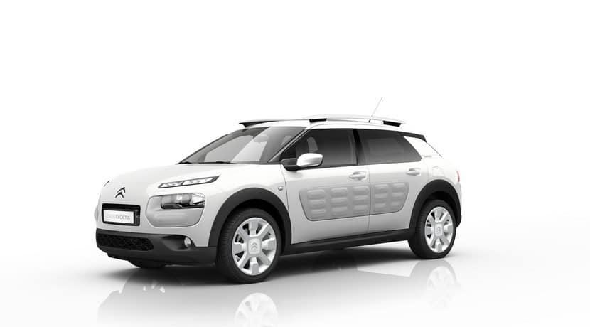 Citroën C4 Cactus W vista frontal