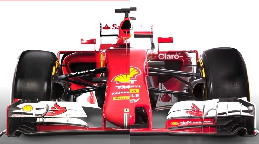 SF16-H frontal vs SF15-T