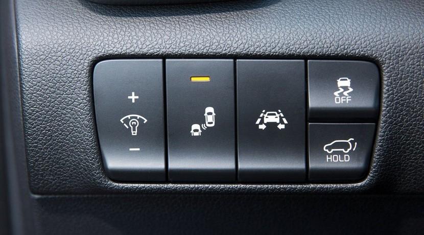 Kia Sportage 2016 ayudas a la conducción