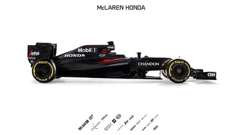 MP4-31 lateral