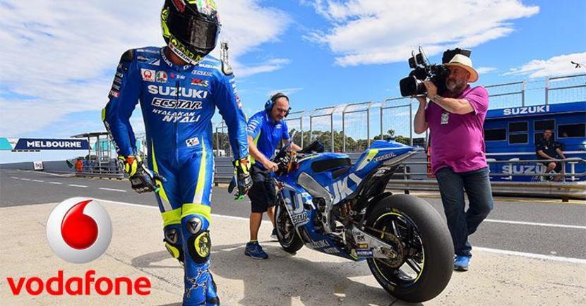 MotoGP en Vodafone