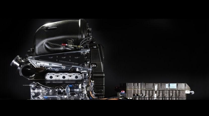 Unidad de potencia de Mercedes
