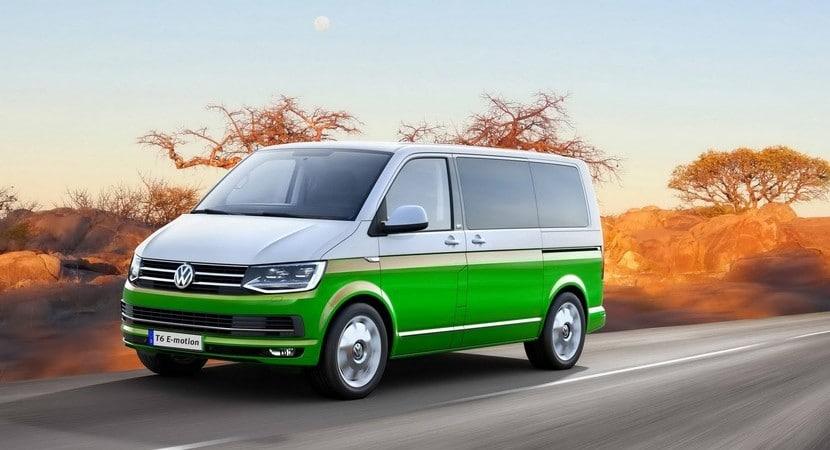 Volkswagen T& MTM híbrida tracción total