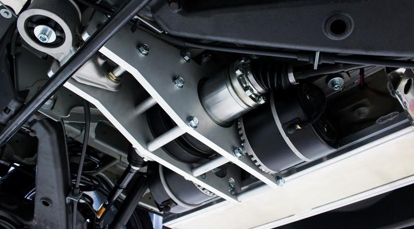 Volkswagen T6 MTM híbrida tracción total