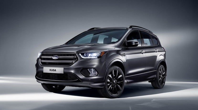 Nuevo Ford Kuga 2016 restyling vista frontal