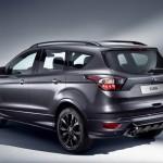 Nuevo Ford Kuga 2016 restyling vista trasera