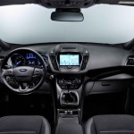 Nuevo Ford Kuga 2016 restyling interior salpicadero