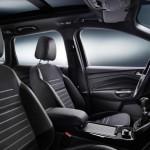 Nuevo Ford Kuga 2016 restyling interior asientos