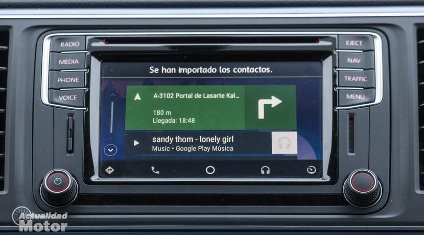 Prueba Android Auto Home