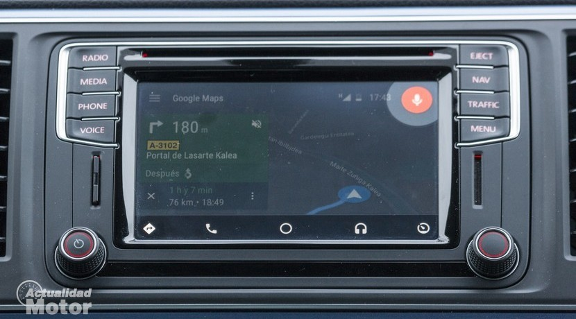 Google Now en Android Auto