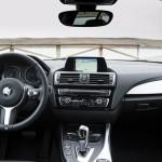 Prueba BMW 118d 5 puertas salpicadero