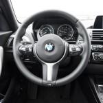 Prueba BMW 118d 5 puertas volante M