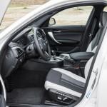 Prueba BMW 118d 5 puertas asientos delanteros