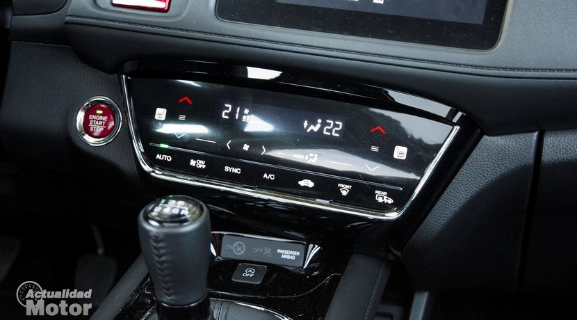 Climatizador bizona Honda HR-V 1.6 i-DTEC 120 CV