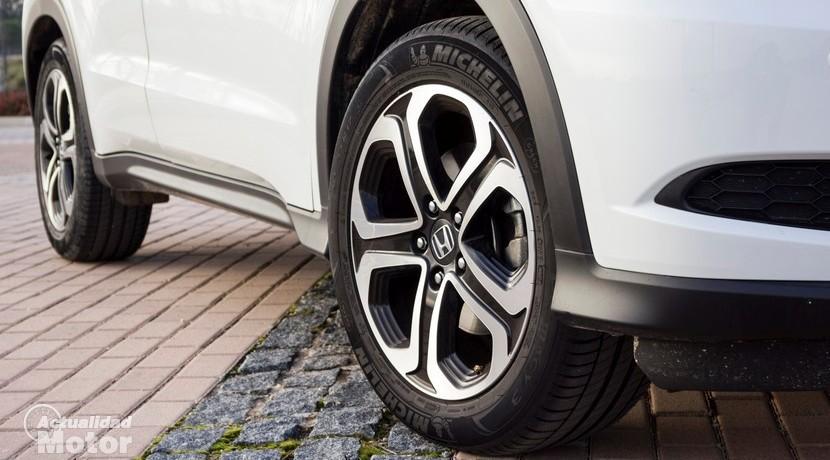"""Llantas de aleación de 17"""" Honda HR-V 1.6 i-DTEC 120 CV"""