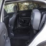 Plazas traseras con asientos levantados Honda HR-V 1.6 i-DTEC 120 CV
