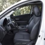 Plazas delanteras Honda HR-V 1.6 i-DTEC 120 CV