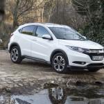Vista frontal Honda HR-V 1.6 i-DTEC 120 CV