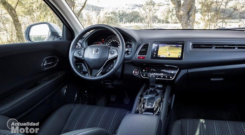 Salpicadero Honda HR-V 1.6 i-DTEC 120 CV