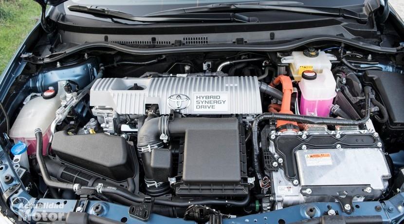 Prueba Toyota Auris Hybrid