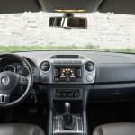 Prueba Volkswagen Amarok 2.0 TDI BiTurbo 180 CV 4Motion Automático salpicadero