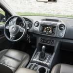 Prueba Volkswagen Amarok 2.0 TDI BiTurbo 180 CV 4Motion Automático interior