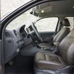 Prueba Volkswagen Amarok 2.0 TDI BiTurbo 180 CV 4Motion Automático plazas delanteras