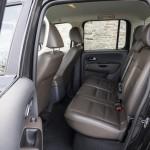 Prueba Volkswagen Amarok 2.0 TDI BiTurbo 180 CV 4Motion Automático plazas traseras