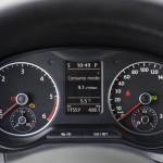 Prueba Volkswagen Amarok 2.0 TDI BiTurbo 180 CV 4Motion Automático cuadro relojes