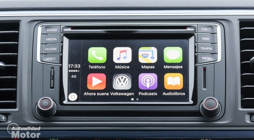 Apple CarPlay Volkswagen T6