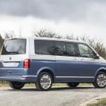 Prueba Volkswagen T6 Multivan