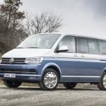 Prueba Volkswagen T6 Multivan 2.0 TDI 150 CV