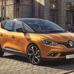 Nuevo Renault Scenic 2016 imagen filtrada