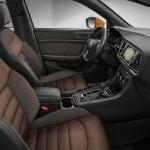SEAT Ateca interior asientos